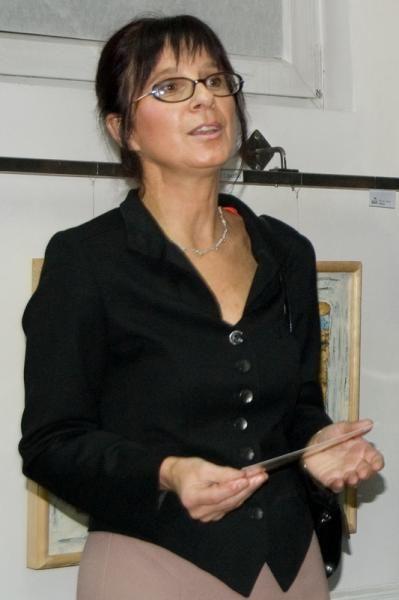AKCJA SZTUKI > KOBIETY, wernisaż Beata Wąsowska, kurator projektu