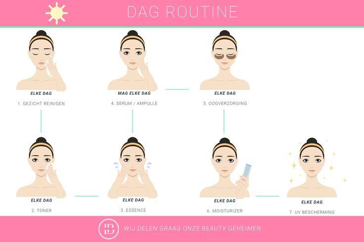 Koreaanse Beauty Routine voor overdag uitgelegd door Life and Beauty shop #lifeandbeautyshop