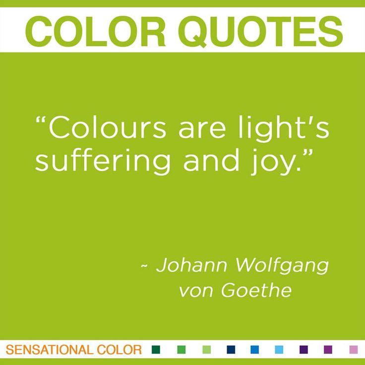 25 Best Color Quotes Images By Shruti Dev On Pinterest Color