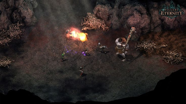 Obsidian Entertainment to Erect the Pillars of Eternity in March