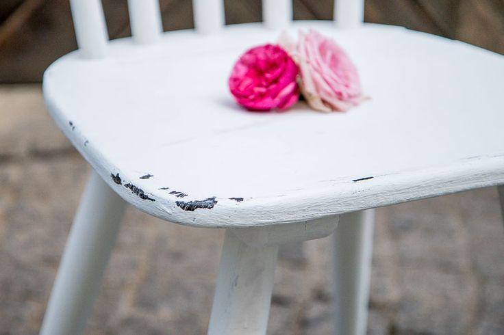Abbondanza Kreidefarbe - Shabby Chic Möbel selber machen