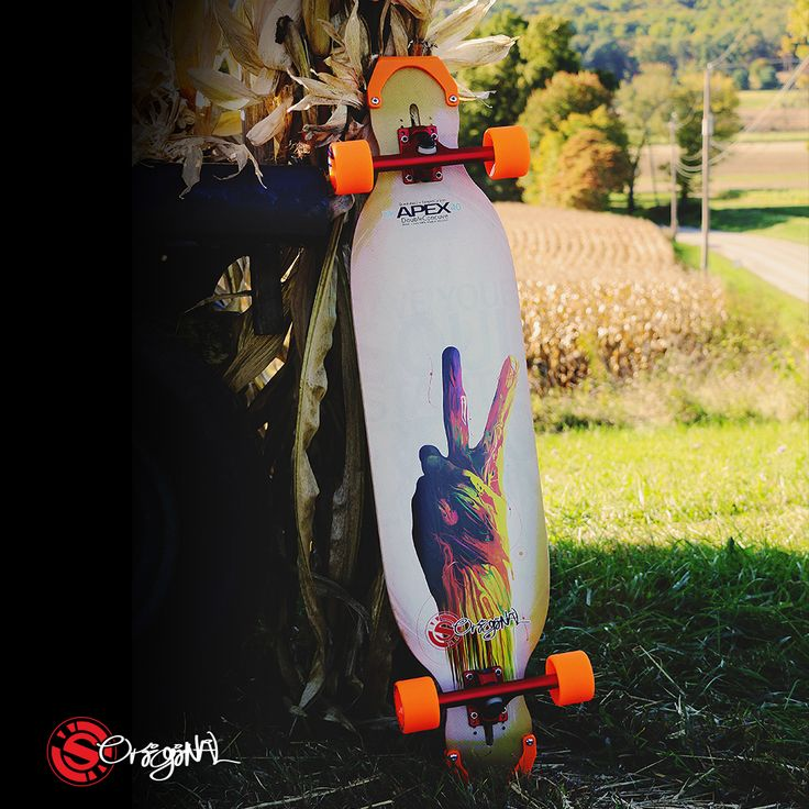 Longboard II The best days start with a morning session. Grab the Apex 40 DC and go. It's my first choice.
