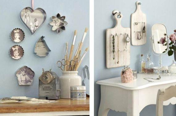 manualidades vintage para habitaciones buscar con google
