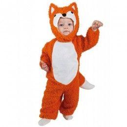 Αλεπού στολή bebe