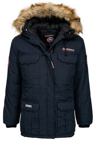 9+ Popular Geographical Norway Men Parkas