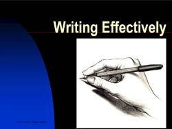 A guide to writing an effective Executive Summary