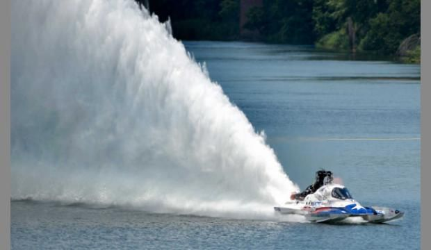 Sanders, Lumbert enter Augusta Southern Nationals off high of drag boat record