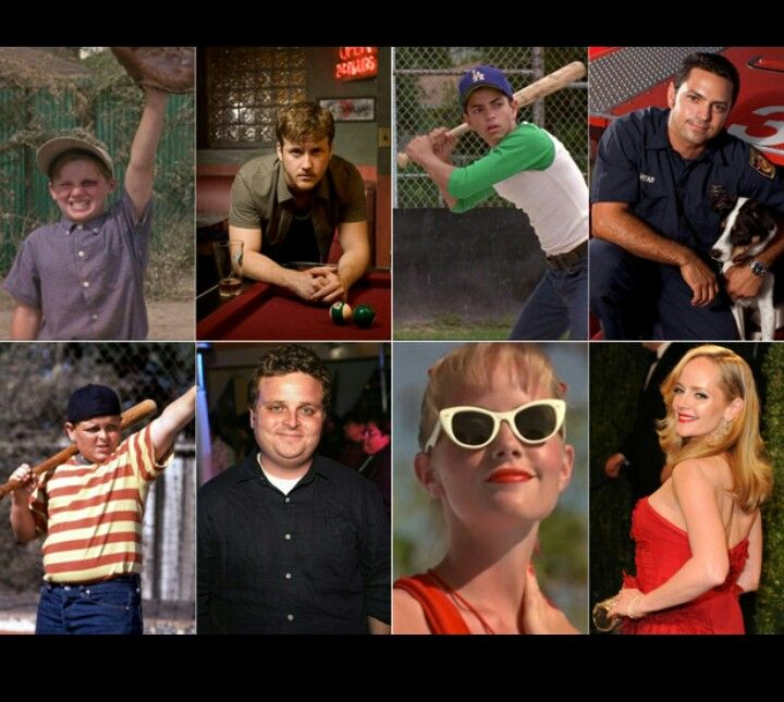 Pictures of The Sandlot 2 Cast Then And Now - #rock-cafe