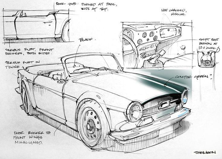 Best Vehicle Design Images On Pinterest Car Sketch