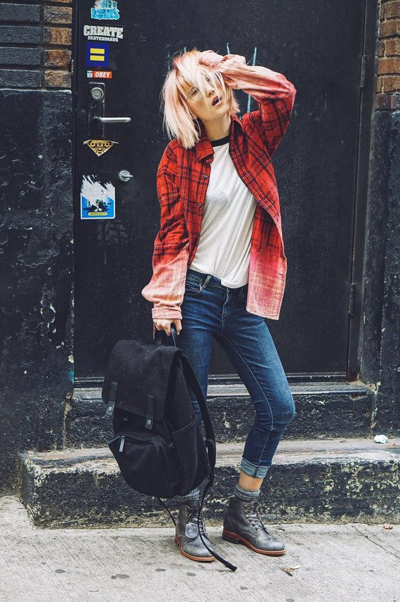 36 Best Bleached Flannel Images On Pinterest Flannels