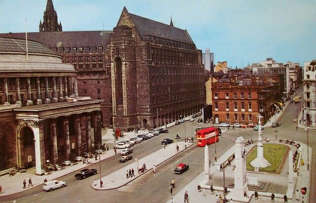 Manchester, 1960s