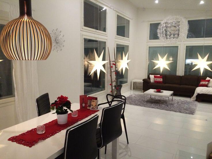 my christmas home