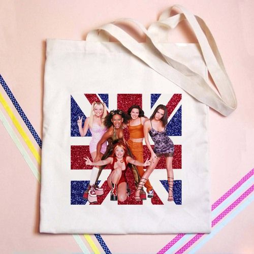 Spice Girls Tote bag - GOGOLFNW.COM