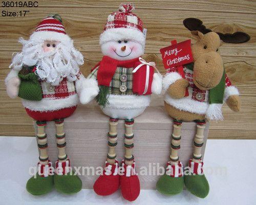 Ülő santa hóember rénszarvas karácsonyi termékek gyöngyös leggings
