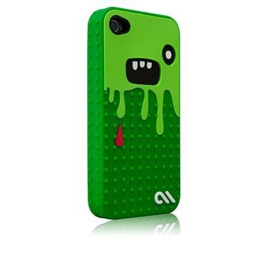 iPhone Monsta Case: Iphone Cases, Iphone 4S, Monsta Iphone, Iphone 4 4S, Vibrant Colors, Iphone 4 Cases, Cases Green, 4 4S Cases, Cases M
