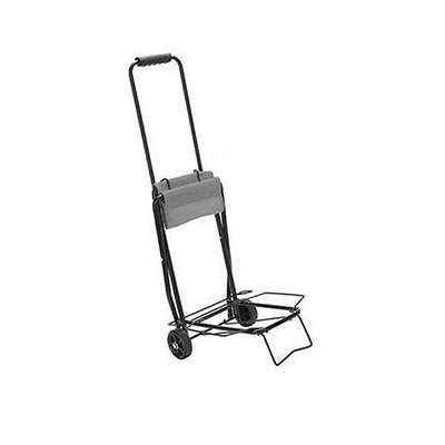 Folding sack truck #holds 50kg luggage suitcase #camping #warehouse trolley ,  View more on the LINK: http://www.zeppy.io/product/gb/2/201490710026/