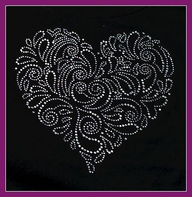#Black Wedding, #Vegas, #Rhinestone, #DIY  Black and White for your evening wedding.