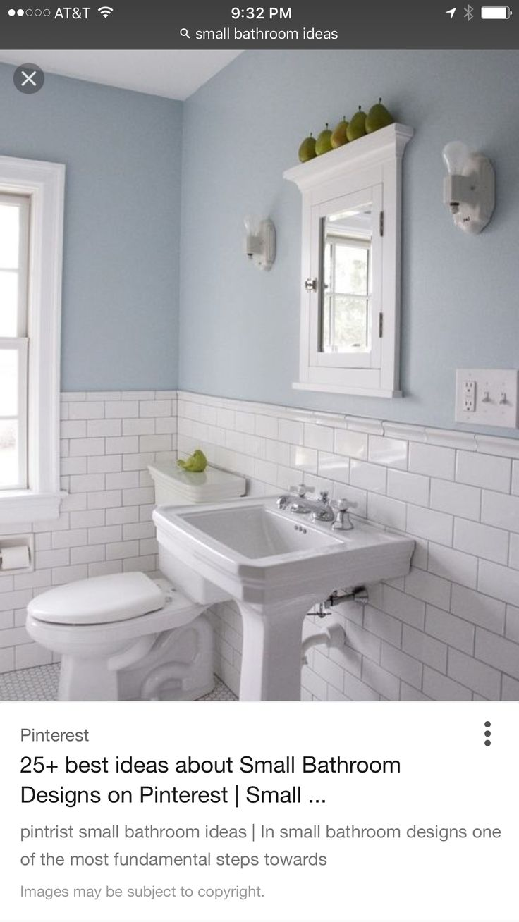 13 best images about General bathroom on Pinterest | White pencil ...
