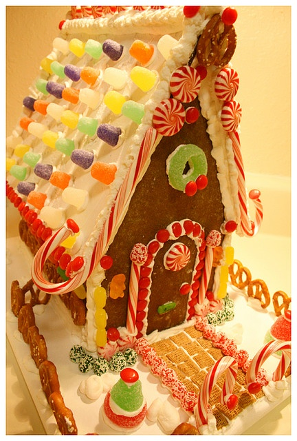 223 best Gingerbread House Ideas images on Pinterest ...