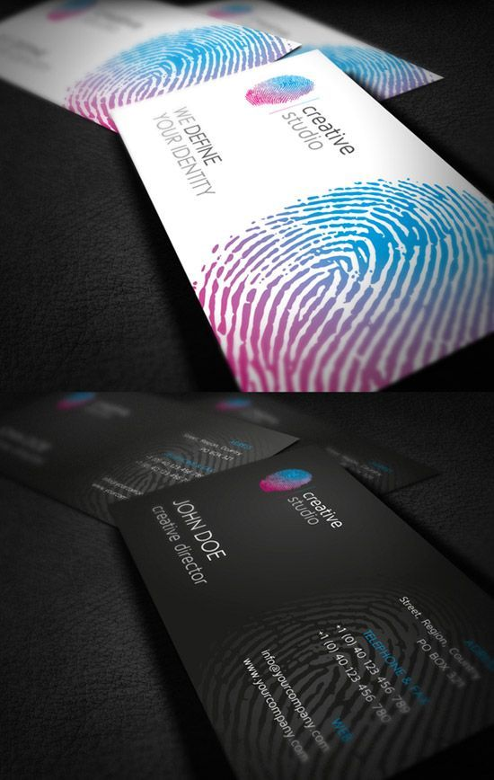 my identity printed on a business card.. Im going to give this one a go