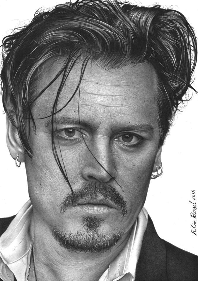 Stunning Pencil Drawing Works by Brazilian Artist Fabio Rangel