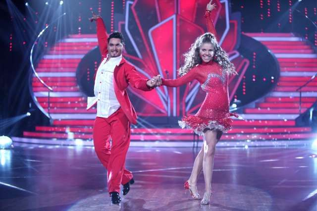 Zweimal Höchstpunktzahl für Victoria: Swarovski brilliert im «Let's Dance»-Viertelfinale | Blick
