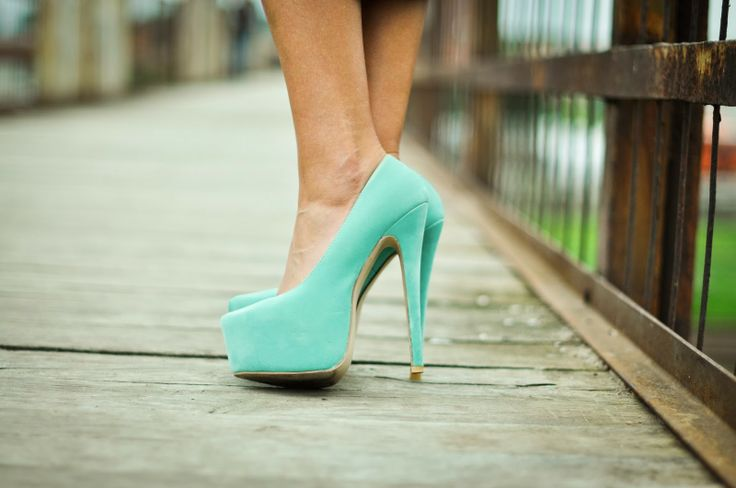 Impresssja: shoes