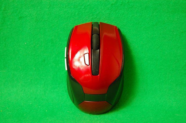 Kabellose Funk Maus Wireless Mouse, 2,4 GHz Funkmaus, 5 Tasten
