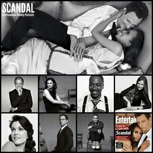 Scandal! Scandal! Scandal! One of the best shows on tv
