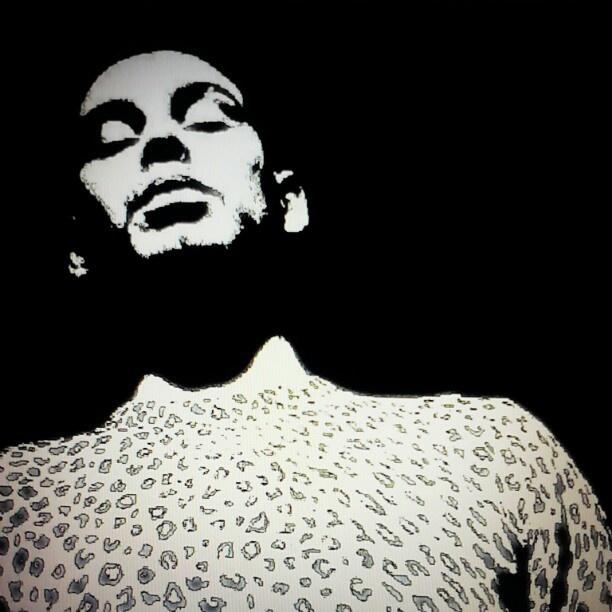 "@slinky_sleer's photo: ""#art #selfportrait #stoned"""