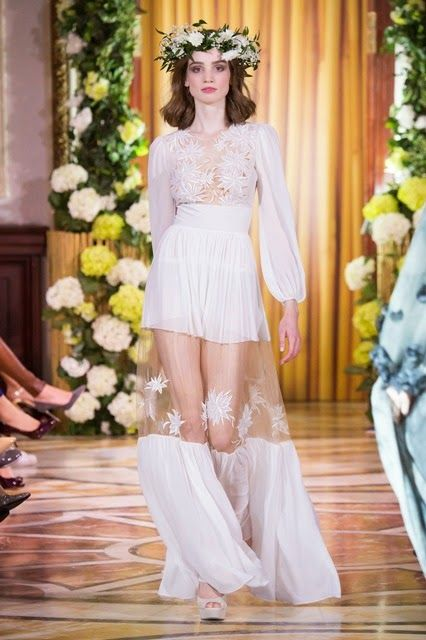 V D H : Yanina Couture Cruise collection 2015