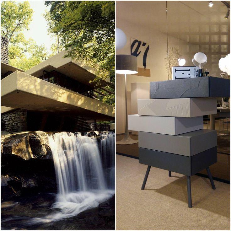 """Quiz: come si chiama la casa della foto?  ^_^ 1. La Casa Sulla Cascata. 2. Casa Kaufmann, 3. Fallingwater. Cliccate """"Mi piace"""": la prossima settimana sveleremo la soluzione. Nella foto: settimino My Love. Solo suhttps://goo.gl/y7QuEh  ✔  #architecture #homedesign #style #interiors #luxuryhomes #designhome #instahome #instadesign #housedesign #archilovers #interiordesign #homestyle #interiorinspiration #archdaily #designinspiration #homesweethome #homeinspiration #MadeInItaly #ItalianDesign…"""