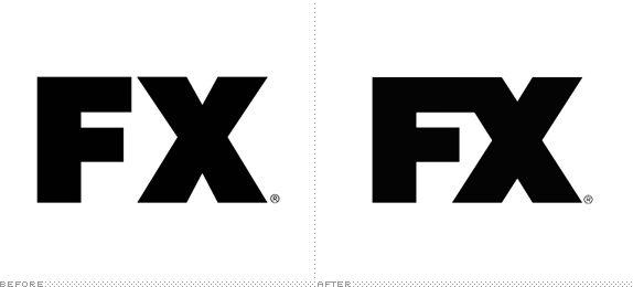 FX (TV Channel) logo evolution
