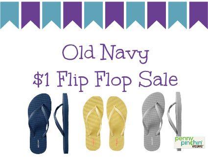 Old Navy Flip Flop Sale 2014 | www.pennypinchinmom.com #oldnavyflipflopsale