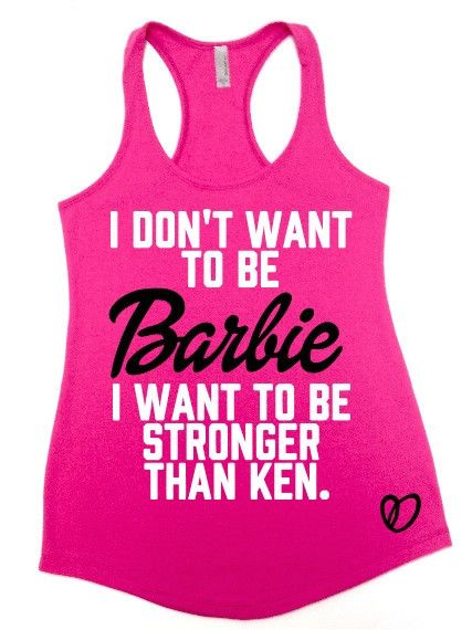Barbie Tank