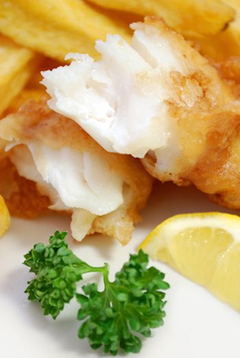 Fish and chips ricetta originale