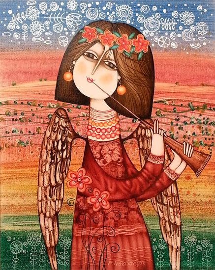 ARMEN VAHRAMYAN - The official site of painter Armen Vahramyan