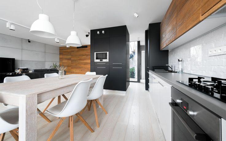 Kuchyňa - Penthouse v Starom meste