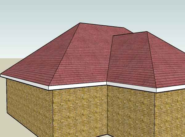 Georgian attic insulation community for Gable roof garage
