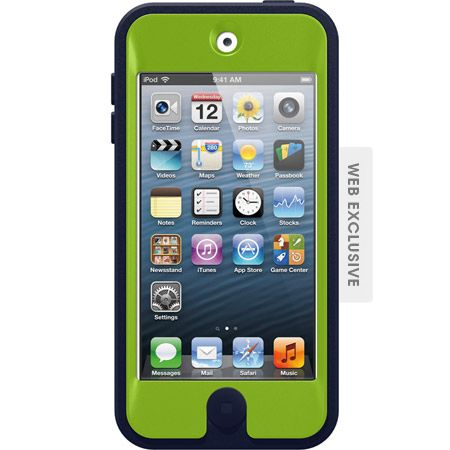 iPod touch 5 case | Defender Series iPod touch 5th generation case | OtterBox would be good to have on rock climbing trips to take photos!