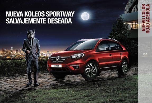 Renault Colombia - Koleos Sportway