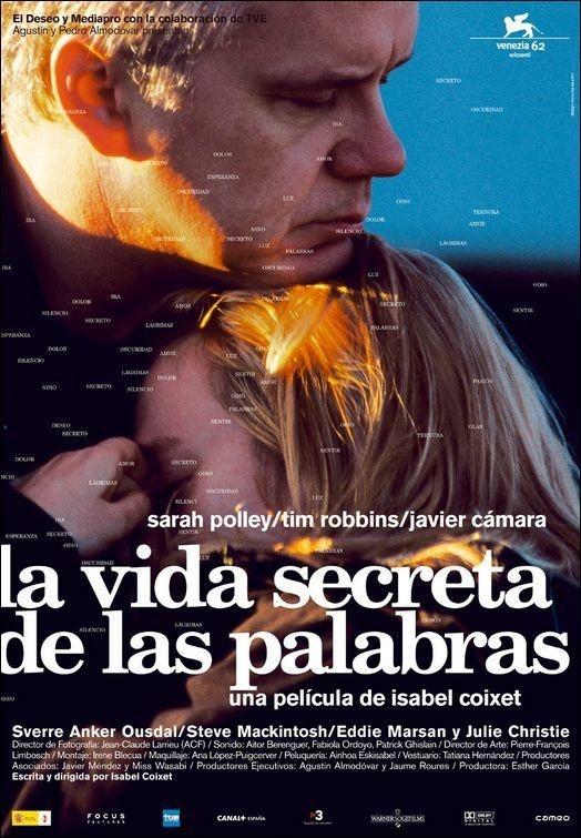 La vida secreta de las palabras (The Secret Life of Words)  2005 dirección: Isabel Coixet