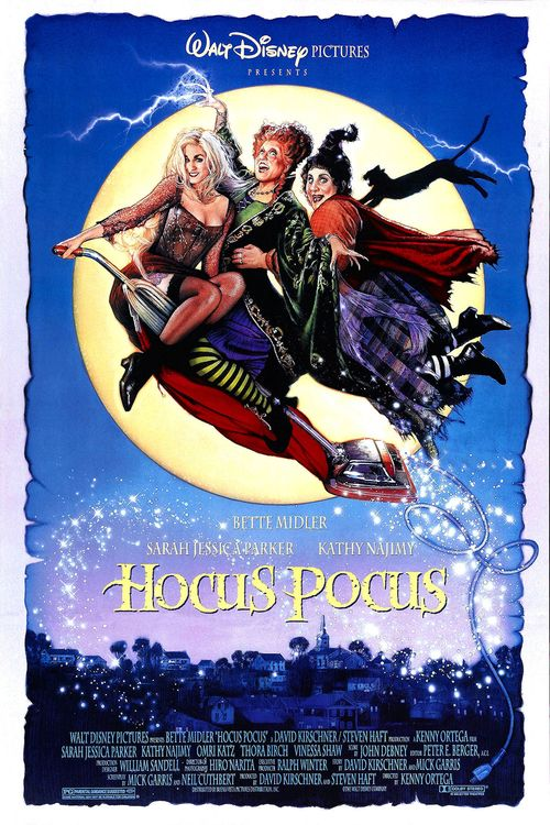 Watch Hocus Pocus (1993) Full Movie Online Free