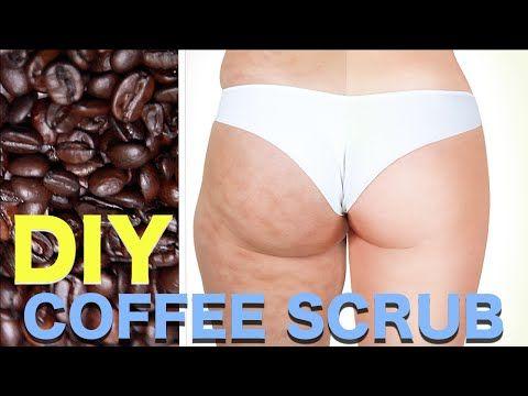 DIY Coffe Scrub para la celulitis, estrias y cicatrices del acné - Bricolaje | Bellashoot