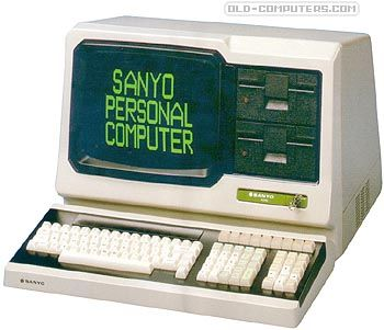 Sanyo  PHC 3000  	    Nothing is known about the history of this computer which was probably sold only in Japan.    It was one of the rare professional computer to use the 16-bit Texas Instruments TMS-9900 microprocessor, also used in the TI-99/4 home computer.    A Basic interpreter and Assembler were available on diskette.