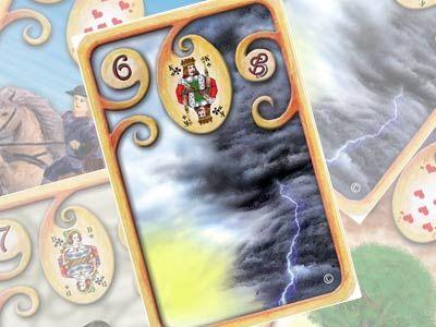 Saiba e aprenda mais sobre as combinações das cartas do Baralho Cigano Lenormand e aprofunde seus conhecimentos na carta Jardim.