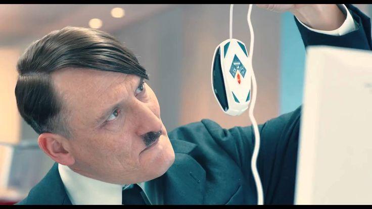 LUI È TORNATO Adolf Hitler   streaming link sotto