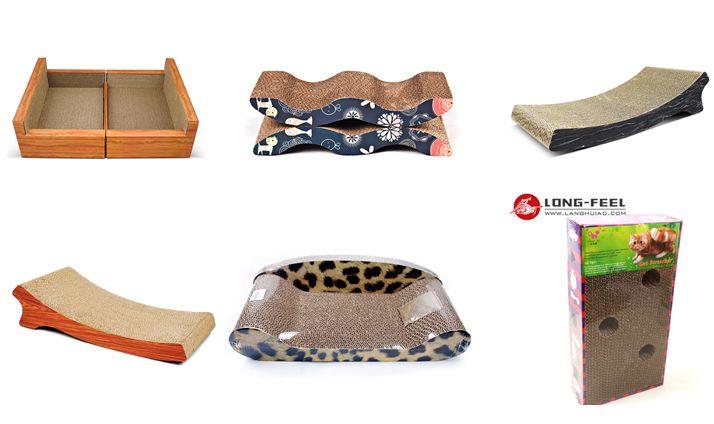 manufacture corrugated cat lounge, cat scratcher, cat bed, cat house, cat toys etc   Heidi Frisinger   LinkedIn