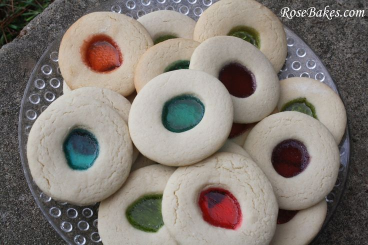 "My kids love sugar cookies and they absolutely love Jolly Ranchers candy.   So back in July when we had VBS and ""Northern Lights"" cookies (ie., Sugar Cookies with Jolly Rancher centers) were one of the suggested snacks, I knew they'd be a hit! Anyway… I bring that up because this past week as we…Continue Reading ▶"