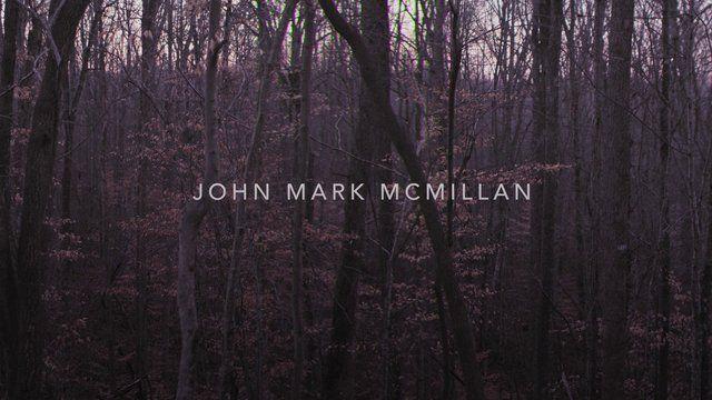 John Mark McMillan / Future Past by Chris Calnin & Nate Calnin. Director | Calnin Bros  Love the interview style.